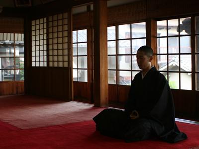 阿字観(高野山の呼吸法)