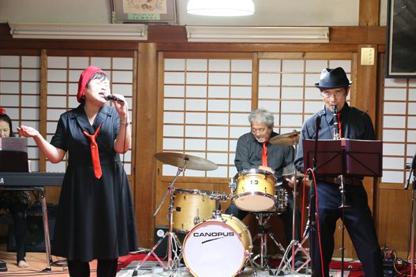 和泉の国ジャズストリート2014