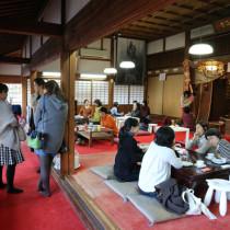 お寺café in 弘法寺